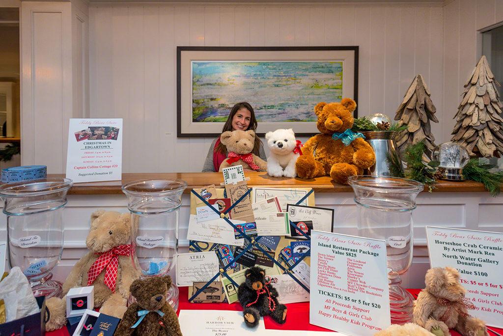 Martha's Vineyard TeddyBear Suite Fundraiser Raffle