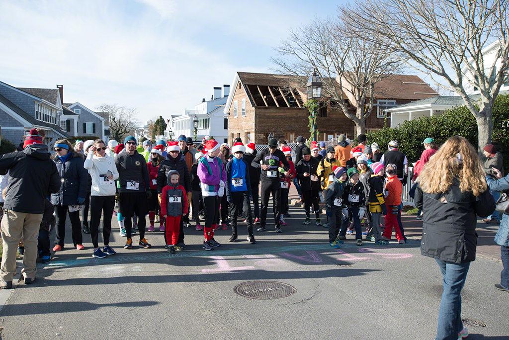 Martha's Vineyard Teddy Bear Suite Fundraiser - Teddy Bear Trot Holiday 5K Run & Walk Jingle Run Fundraiser
