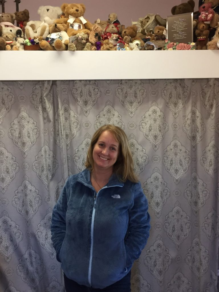 Rose Walsh Donates Teddy Bear Collection To Martha's Vineyard Teddy Bear Suite Fundraiser