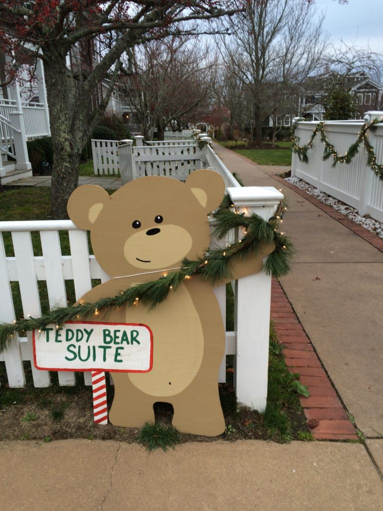Martha's vineyard Teddy Bear Suite Fundraiser Opens Its Doors For 2016