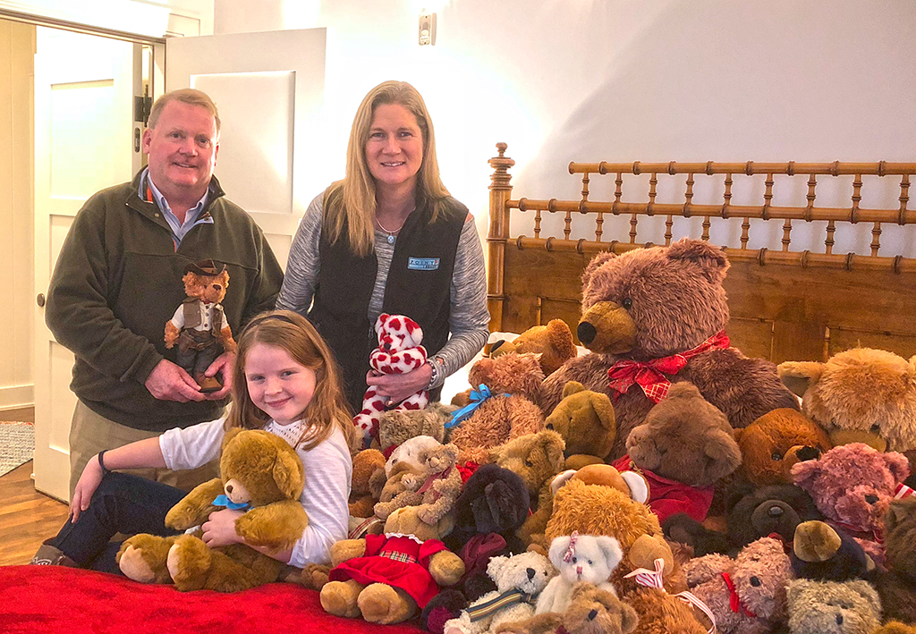 Teddy Bear Suite Fundraising Goal For 2018 Is $45,000 - Donate Online Now