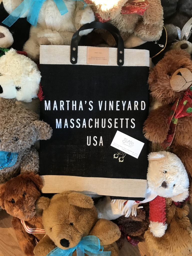 Slate And Salte Stores Join Martha's Vineyard Teddy Bear Suite Raffle