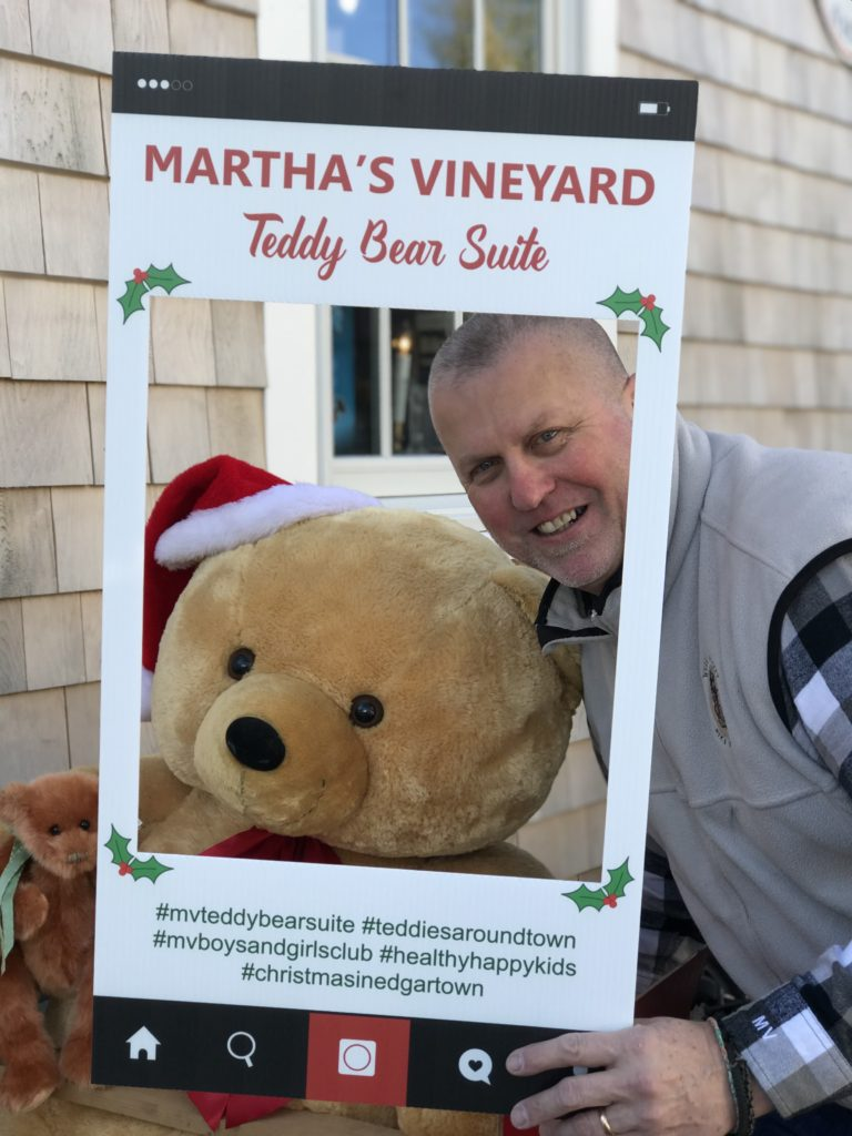 Teddies Around Town Martha's Vineyard Teddy Bear Suite Fundraiser