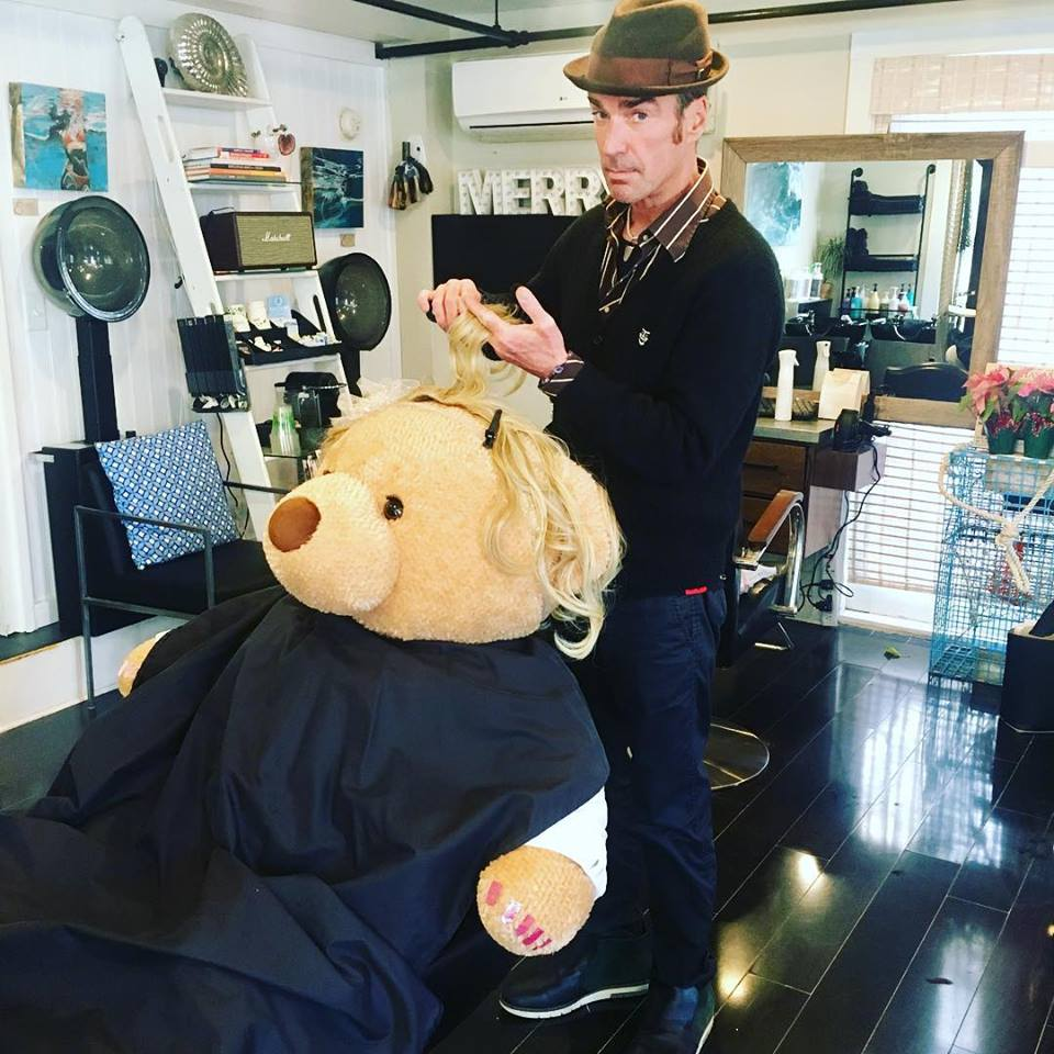 Teddies Around Town Sea Spa Salon Day Of Beauty Edgartown